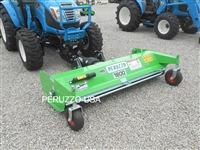 "Peruzzo Scorpion 1600 60"" Front Flail Mower"