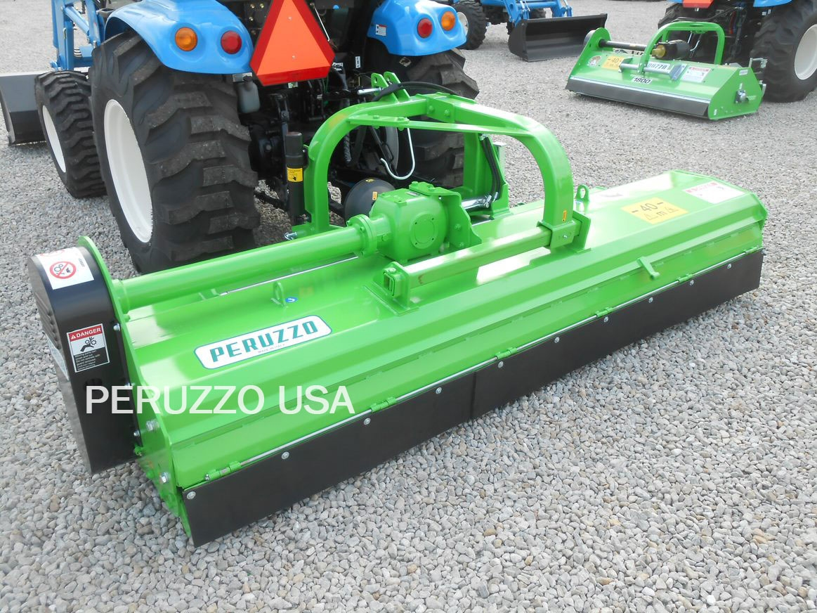 "Bull 2800, 110"" Cut, Offset Flail Mower"