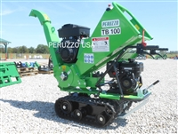 Peruzzo TB100 Self-Propelled Track Machine Chipper