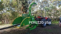 "Peruzzo 7"" Terex, 3PT Wood Chipper"