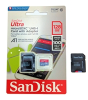 ADD02SD Replacement 128GB SD Card