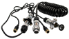 CBK202  3-pc. Trailer Camera Cable Kit