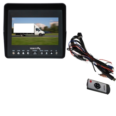 MK05J:  J Series 5-inch Monitor Kit