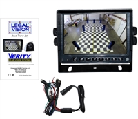 MLV5E Legal Vision Monitor Kit