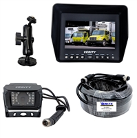 SM05J: Complete J Series 5-inch LCD Rear Vision System