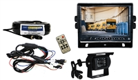 SM07E: Complete E Series 7-inch LCD Rear Vision System
