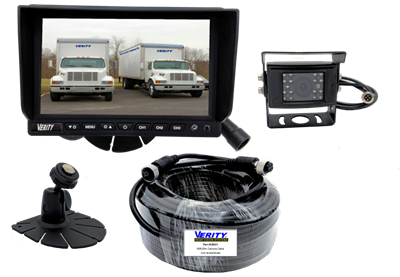 SM07S  Complete S Series 7-inch Rear Vision System