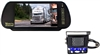 SMM07  Complete 7-inch Mirror Monitor System