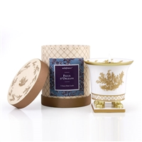 Figue D'Orleans Classic Toile Petite Ceramic Candle (Case of 6)
