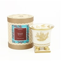 Japanese Quince Classic Toile Petite Ceramic Candles (Case of 6)