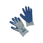 ERB Blue Coated Palm Work Gloves