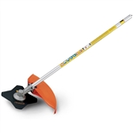 STIHL KombiSystem FS-KM Brushcutter Attachment with 4 Tooth Grass Blade