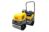 Wacker Neuson RD12A Double Drum Roller with 20 HP Honda Engine