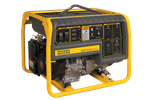 Wacker Neuson GP3800A 3800 Watt Generator with Honda Engine