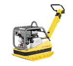 Wacker Neuson BPU5545A Reversible Plate Compactor with 5.5 HP Honda Engine