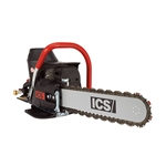 "ICS 680GC 14"" Gasoline Powered Diamond Chain Saw with Bar and Chain"