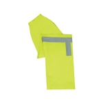 ERB Class E Lime Green Rain Pants