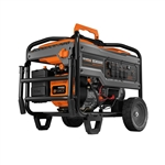 Generac XC6500E 6500 Watt Portable Generator with Electric Start