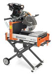 "Husqvarna MS360G 14"" Brick & Block Saw with 5 HP Honda Gas Engine"
