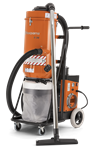 Husqvarna S36 HEPA Vac Dust Collector