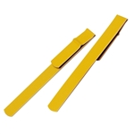 Kraft Yellow Snap-Over Line Twigs (Pkg 14)
