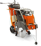 "Husqvarna FS513 20"" Walkbehind Self-Propelled Saw with 13 HP Honda Engine"