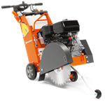 "Husqvarna FS400 20"" Walkbehind Saw with 11.5 HP Honda Engine"