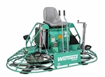 "Whiteman HHNG5 48"" Riding Trowel with 35 HP Vanguard Engine"