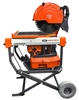 "iQ IQMS362 16"" Masonry Saw with Integrated Dust Control System"
