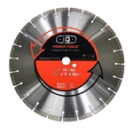 "iQ 14"" Laser Welded Combination Saw Blade for use with IQ360 series saws."