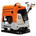 Mikasa MVH508DZ Diesel Reversible Plate Compactor with 14 HP Hatz Engine