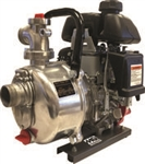 "Multiquip QP15HP 1-1/2"" High Pressure Pump with Honda Engine"