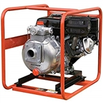 "Multiquip QP205SH 2"" High Pressure Pump with 5.5 HP Honda Engine"