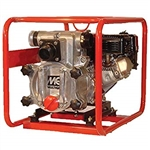 "Multiquip QP2TH 2"" Trash Pump with 5.5 HP Honda Engine"