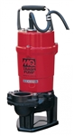 "Multiquip ST2040T 2"" Submersible Trash Pump with 1 HP Motor"