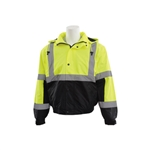 ERB Class 3 Lime/Black Bomber Jacket Tall