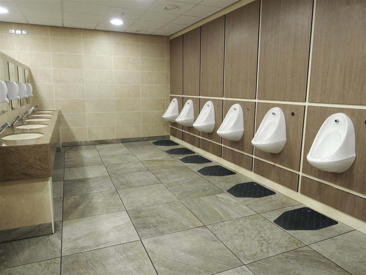 Cleanshield Urinal Mats