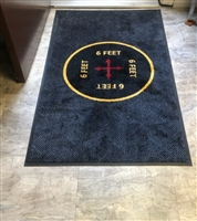 Social Distancing Entrance Mat