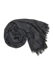 WHOLESALE FASHION SCARF LOF3111DGRY
