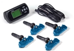 TPMS Retrofit Kit - Hardwired - Fits most vehicles not OE equipped with TPMS,Schrader