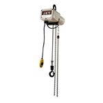 JET 110115, 1/8 Ton 15' Electric Hoist JSH-275-15