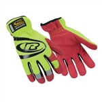 Ringers Gloves 118, R-11 Quickfit Glove Hi-Vis