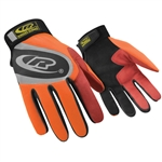 Ringers Gloves 136, R-13 Authentic Glove Orange