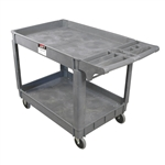 JET 140019, Resin Utility Cart PUC-3725