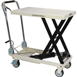 JET 140777, Scissor Lift Table Folding Handle SLT-660F 660-lb.