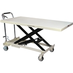 JET 140780, Jumbo Scissor Table 1,100-lb. SLT-1100