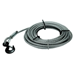 JET 286514, 66Ft 1-1/2 Ton Wire Rope