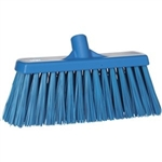 Vikan 2915, Vikan Broom- Stiff This heavy duty broom has long, thick bristles