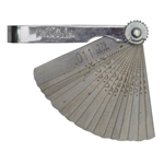 Wilde Tool 510-BB, Wilde Tools- 16 Piece Ignition Gauge Blades Set Manufactured & Assembled in U.S.A., Each