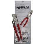 Wilde Tool G259PSP.NP-VP, Wilde Tools- 2-Piece Vinyl Pouch Pliers Set Manufactured & Assembled in Hiawatha, Kansas U.S.A.<br />